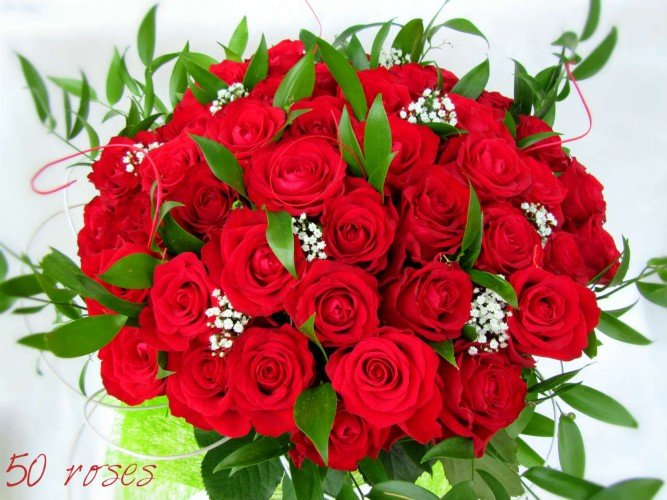 bukiety z czerwonych róż na 20 30 40 50 60 lat Częstochowa Olsztyn