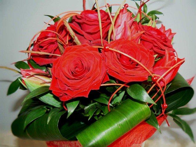 Czerwone róże Częstochowa i okolice