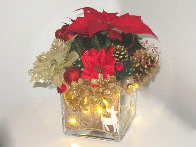 lampka nocna na Boże Narodzenie
