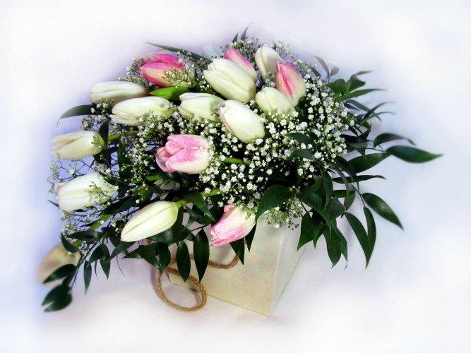 Kwiaty w pudełkach Częstochowa