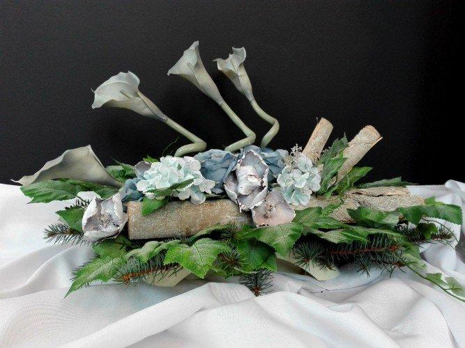 nowoczesna wiązanka na grób Czestochowa