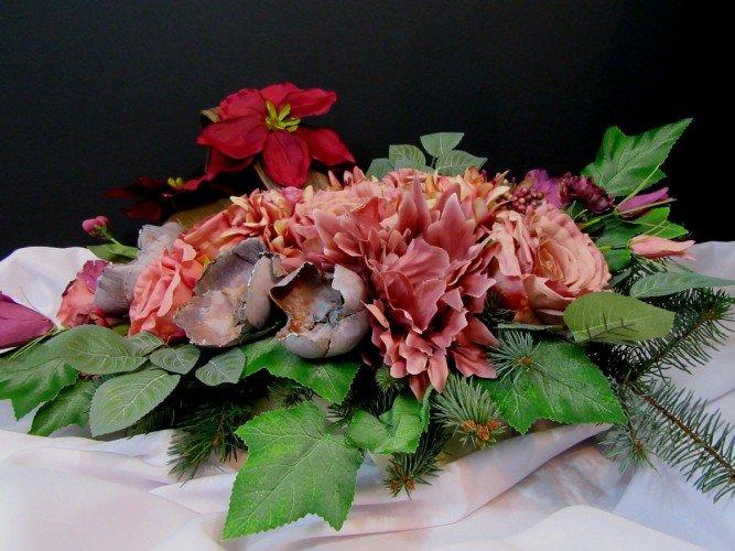 wiązanki ze sztucznych kwiatów Czestochowa