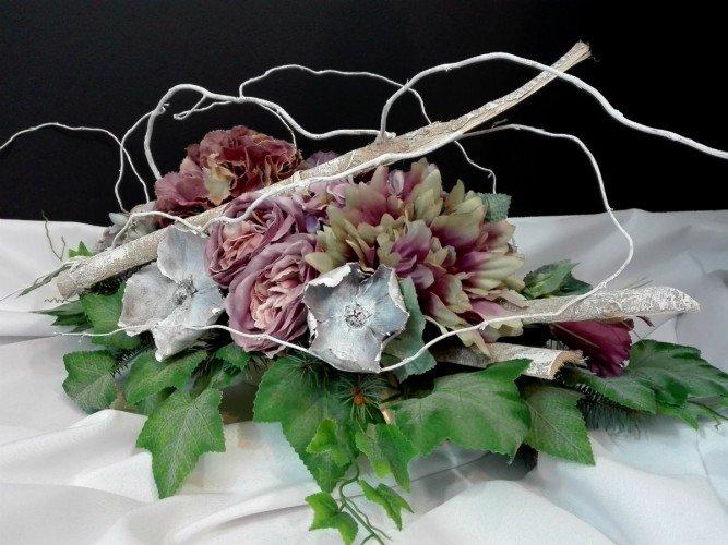 kwiaty sztuczne na Wszystkich świętych Częstochowa