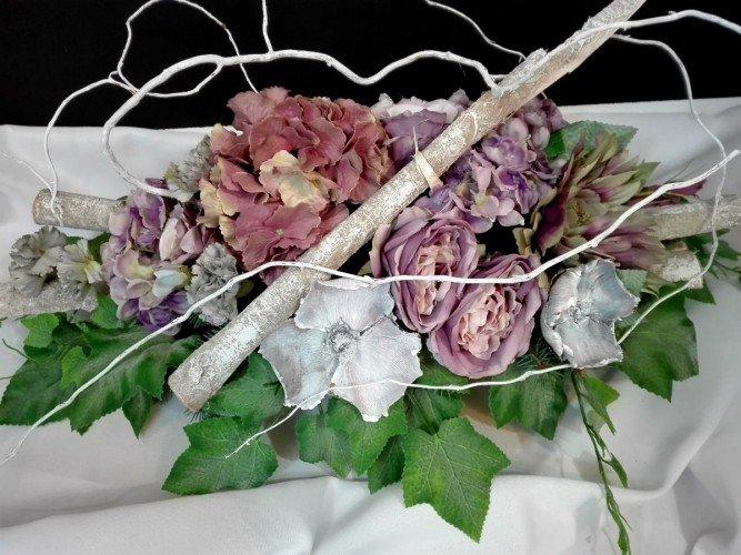 sztuczne kwiaty na wszystkich świętych Czestochowa