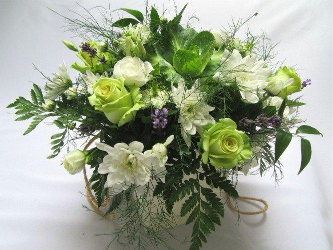 duży Flowerbox
