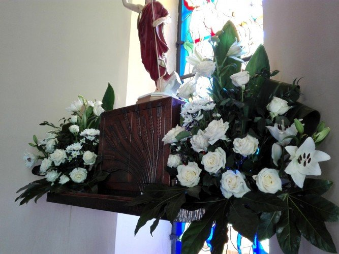 dekoracje na komunię świętą