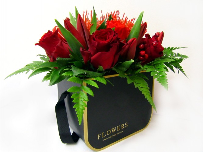 Flowerbox exclusive FloriArt