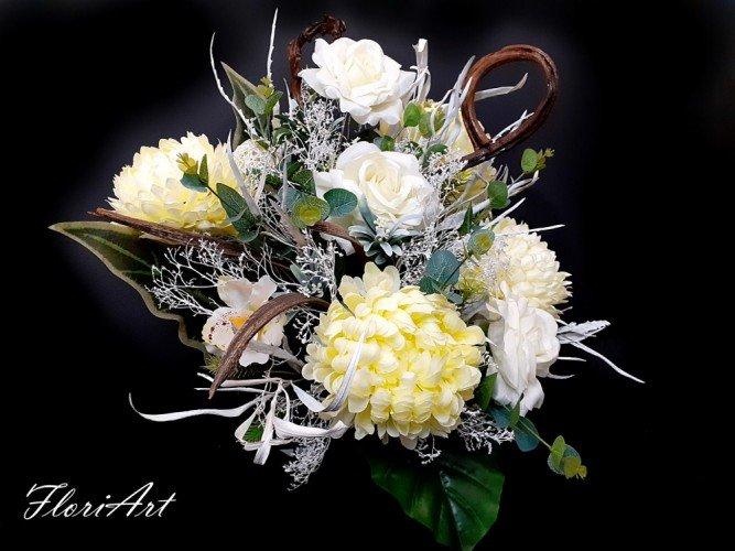 Kwiaty na Wszystkich Świętych